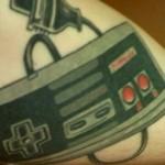 video game tattoos art image thumb