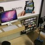 Apple Store Diorama