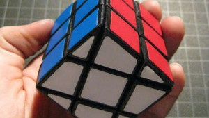 Make your own modified Rubiks Cube