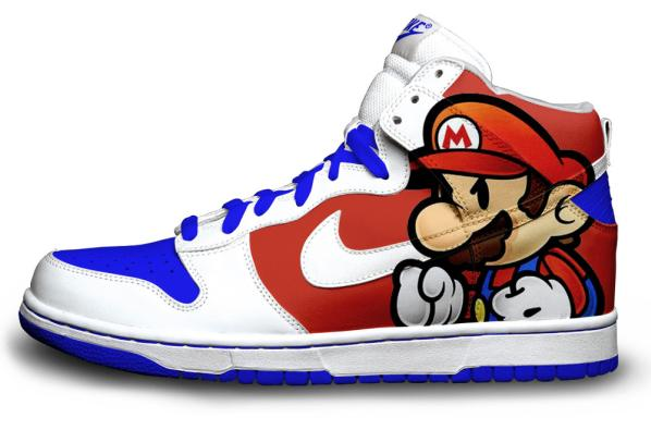 Cool Nike Super Mario Bros Dunks - Walyou 8aff650ca