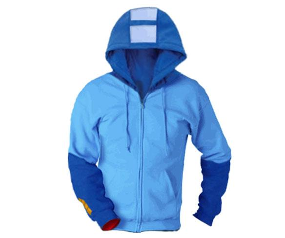 Mega Man Hoodies
