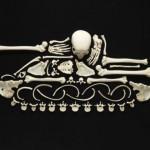 Real Skeleton Art