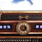 Steampunk Organ Desk