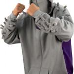 Teenage Mutant Ninja Turtles Shredder Costume Hoodie
