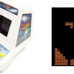 Tetris Arcade Gaming Piggy Bank