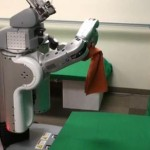 Towel Folding Robot