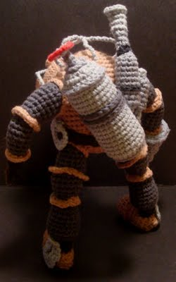 big daddy amigurumi 1
