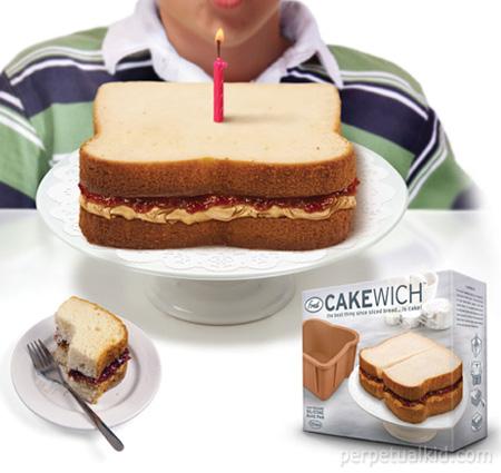 cakewich sandwich mold