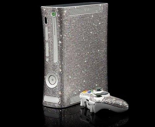 crystalroc swarkovski crystal xbox