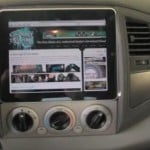 doug iPad dashboard browsing