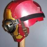 iron man helmet 2