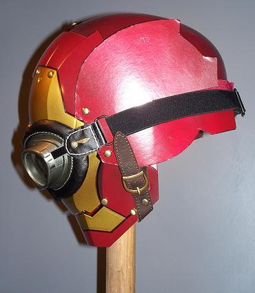 iron man helmet 1