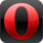 opera mini 5 iphone logo