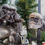 predator alien monster steampunk image thumb
