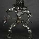 predator lamp table spear