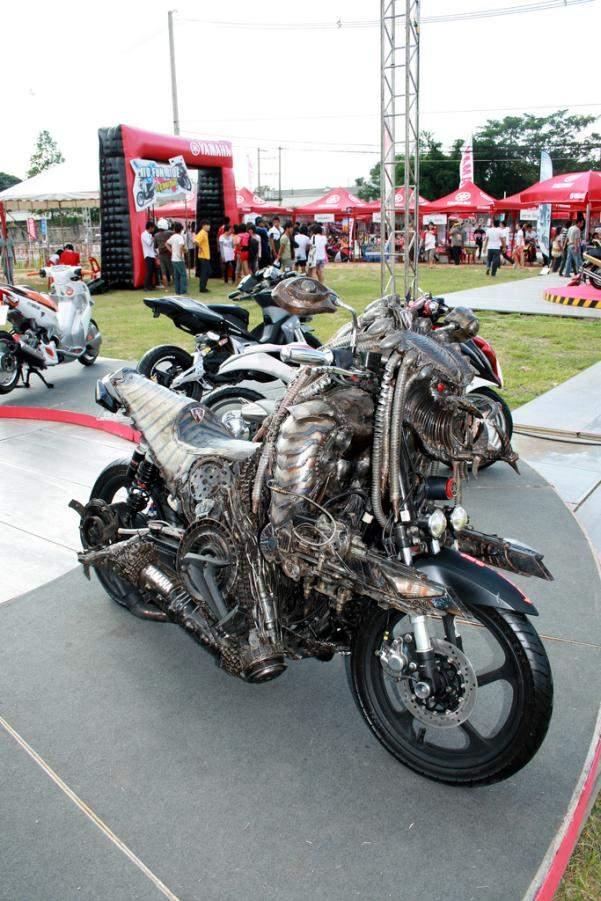 predator motorcycle thailand 2