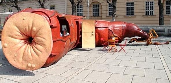 rectum bar vienna museum quarters