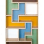 tetris 2 wall shelves
