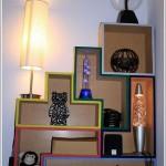 tetris 4 shelf