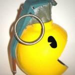 1 pacman grenade