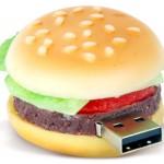 hamburger USB
