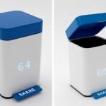 11 share trash can
