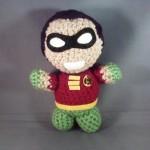 13 Robin Amigurumi Superhero