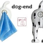 15 dog buttock toweel holder