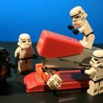 16 lego new empire star wars stapler torture device