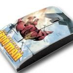 4 iron man mouse