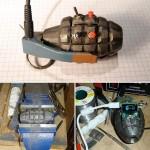 5 grenade mp3 player