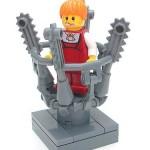 5 lego iron rose