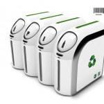 6 barcode trashcan