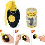 6 sonic grenade