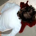7 blood spill pillow