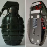 7 hand grenade mouse