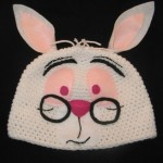 Alice's Dreams with Cheshire and White Rabbit Hats (4)