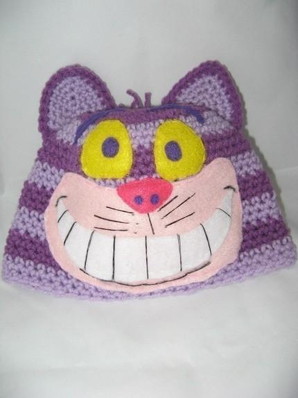 Alice's Dreams with Cheshire and White Rabbit Hats (2)