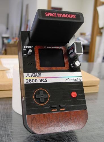 Atari 2600 VCS Portable Console