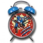 Captain America Alarm Clock