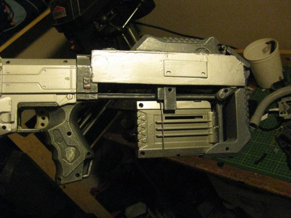 Halo Rifle