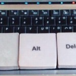 Ctrl Alt Delete Soap Bar