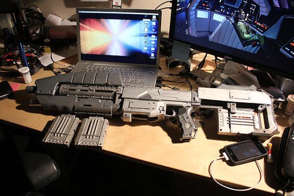 Halo Rifle