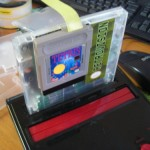 Game boy cartridge 1
