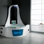 Gemy Massage Bathtub