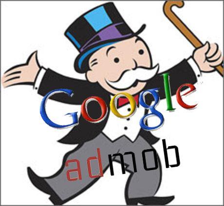 google admob deal