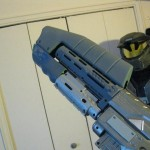 Halo Rifle in Mission