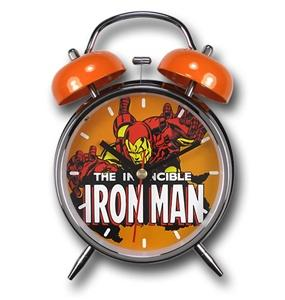 Iron Man Alarm Clock