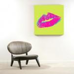 Kiss Portrait 2