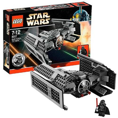 LEGO 8017 Star Wars Vader's TIE Fighter